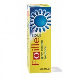 Foille Sole Spray Cutaneo - Contro ustioni, eritemi e scottature - 70 g
