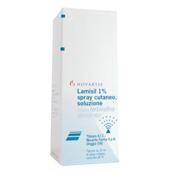 Lamisil*spray Cut Fl 30ml 1%