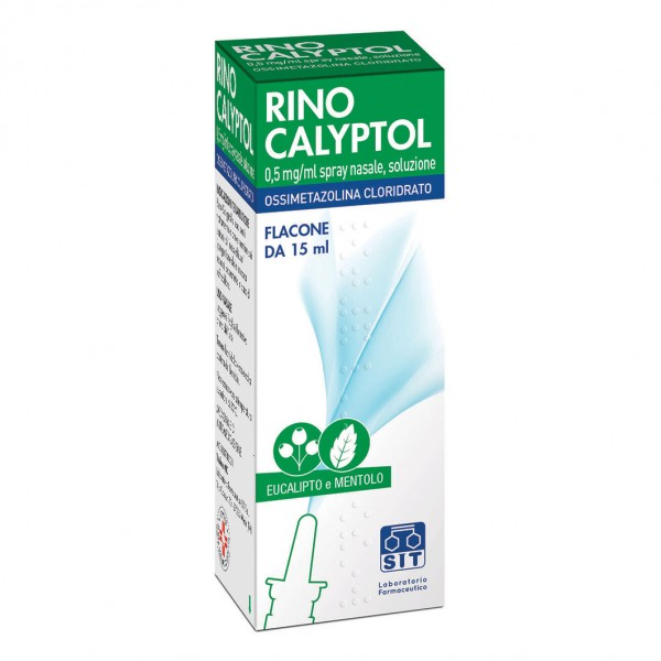 RINO CALYPTOL Spray 15ml