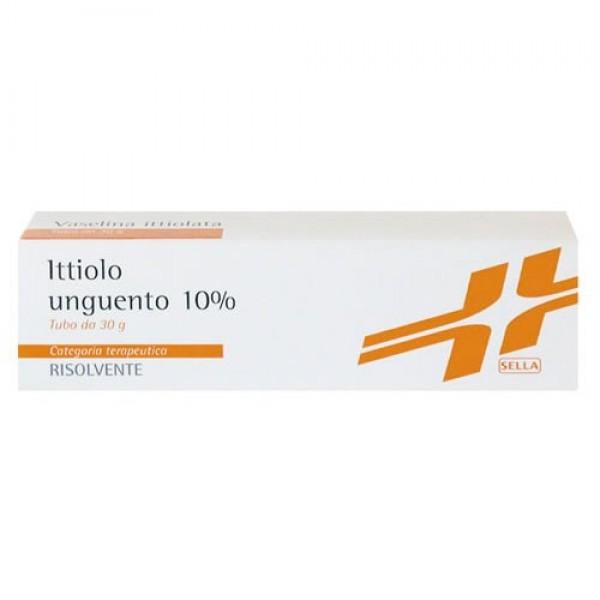 ITTIOLO Ung.10% 30g SELLA