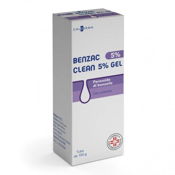 BENZAC CLEAN 5% Gel 100g