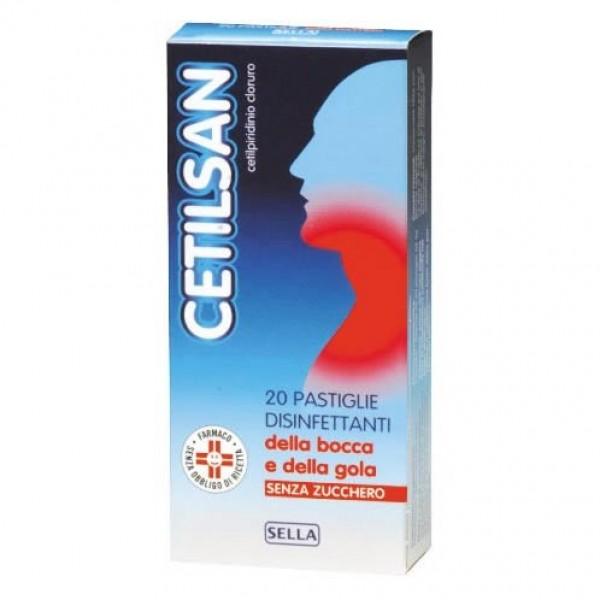 CETILSAN 20 Past.s/z