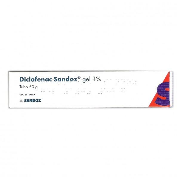 Diclofenac Sand*gel 50g 1%