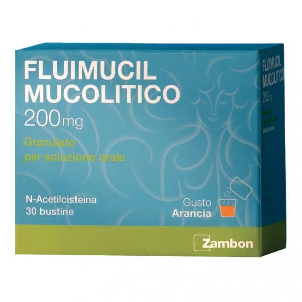 Fluimucil Mucolitico Soluzione Orale 30 ...