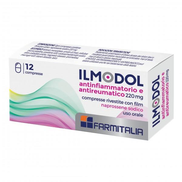 ILMODOL A-Inf.Antir.12Cpr220mg