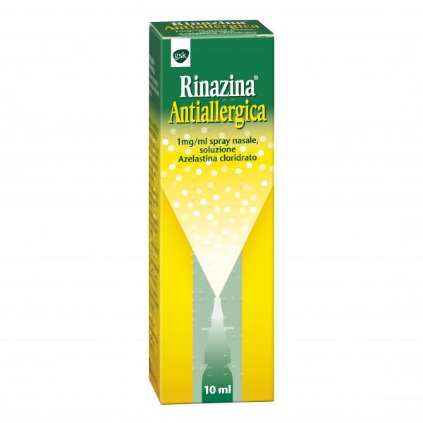 Rinazina Antiallergica spray Nasale 10 ml