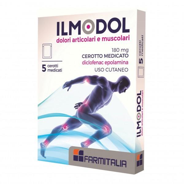 ILMODOL Dol.Art&Musc. 5Cer.Med