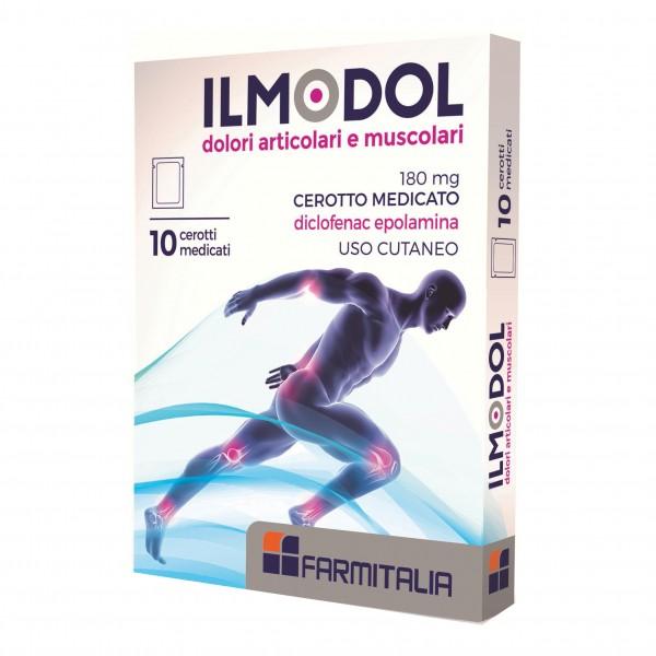 ILMODOL Dol.Art&Musc.10Cer.Med