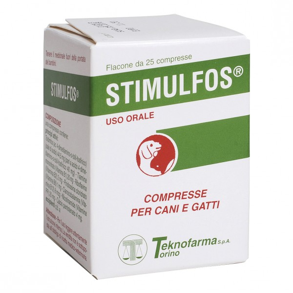 STIMULFOS 25 Cpr