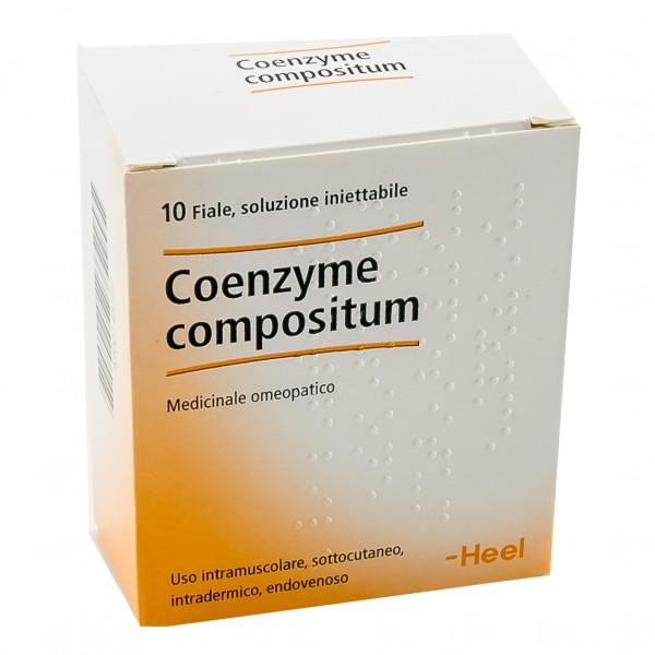 COENZYME COMP.10f.2,2ml HEEL