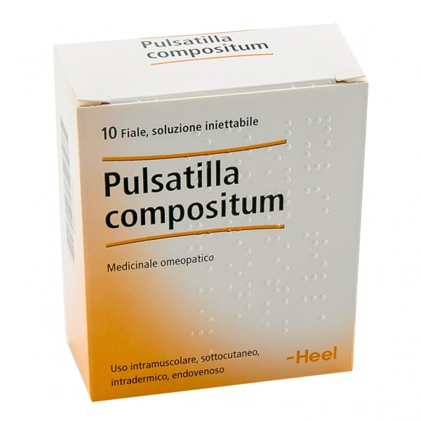 PULSATILLA COMP.10f.2,2ml HEEL