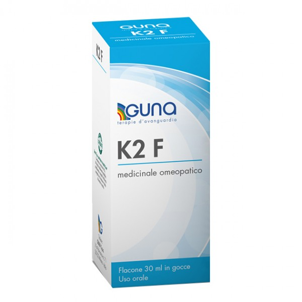 K2 F Gtt 30ml