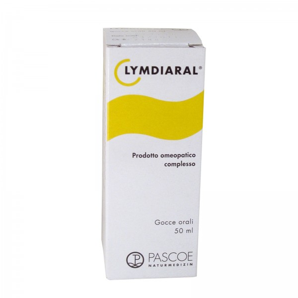 LYMDIARAL Gtt 50ml PASCOE