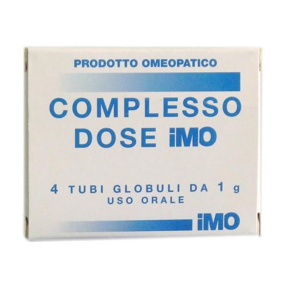 IMO Complesso 4 Tubi Dose