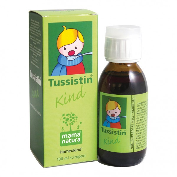 TUSSISTIN Sciroppo KIND 100ml