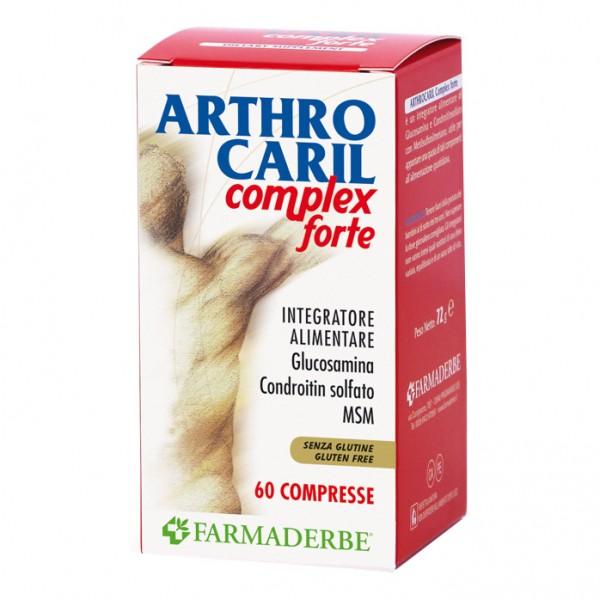 ARTHROCARIL Cpx Fte 60 Cpr