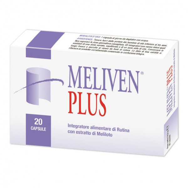 MELIVEN Plus 20 Cps