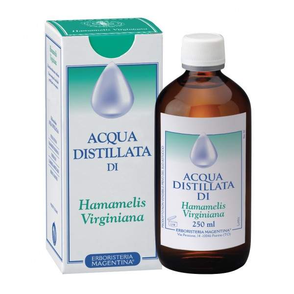 HAMAMELIS Acqua Dist.250ml ERM