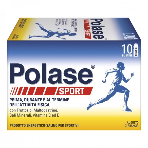 POLASE Sport 10 Bustine 200g
