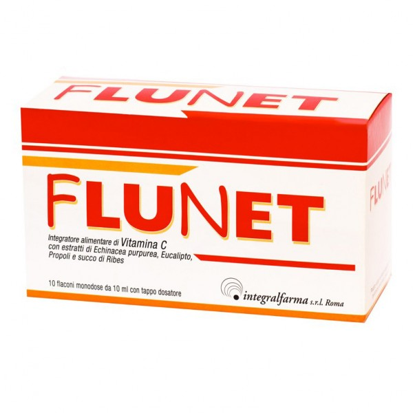 FLUNET 10 Fl.10ml