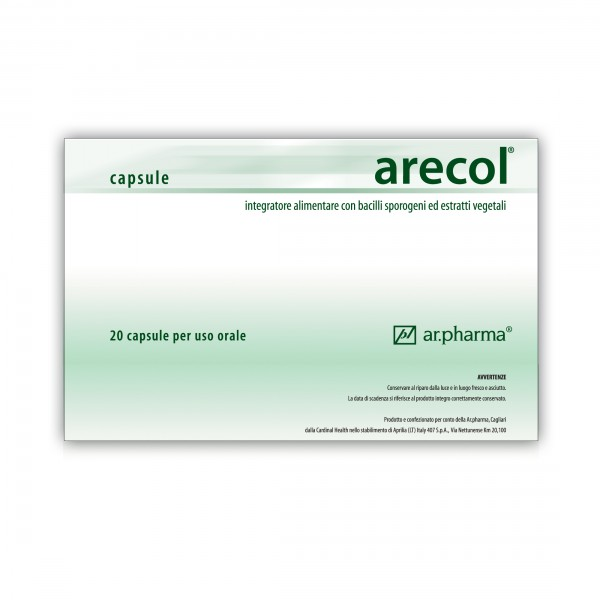 ARECOL 20 Cps
