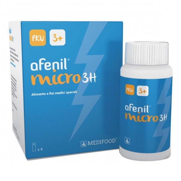 AFENIL MICRO 3H 4x100g