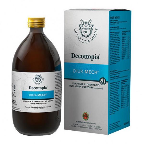 Decottopia - Diur-Mech - Integratore dec...