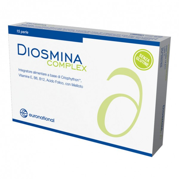 DIOSMINA Cpx 15 Cps