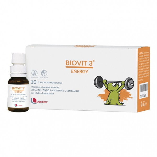 BIOVIT*3 Energy 10 Fl.10ml