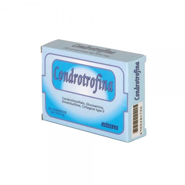 CONDROTROFINA 20 Compresse