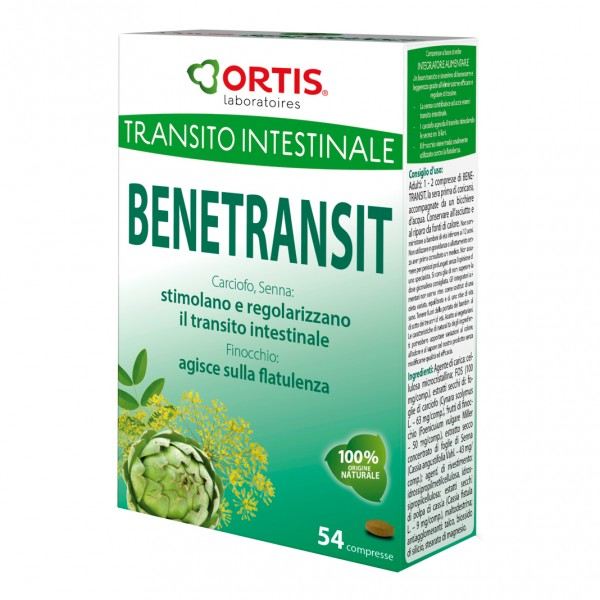 BENETRANSIT 54 Compresse