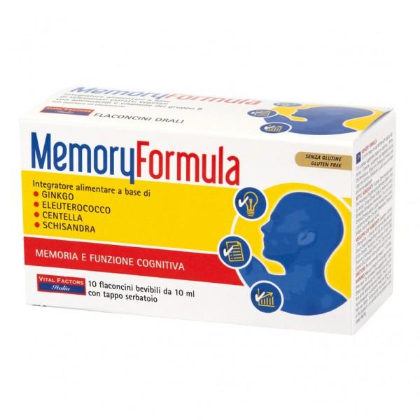 MEMORY FORMULA 10fl.10ml