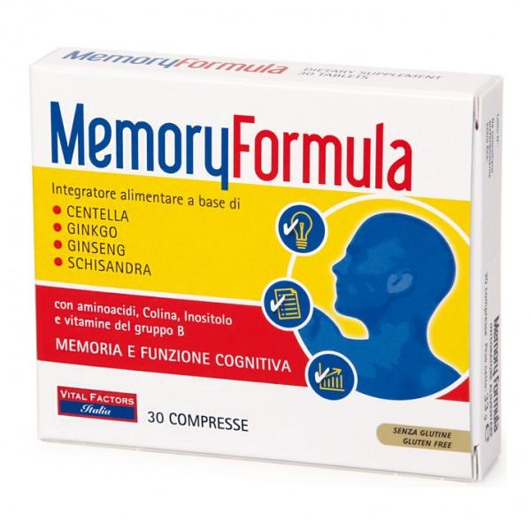 MEMORY FORMULA 30 Cpr