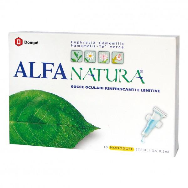 Alfa Natura Collirio 10 flaconcini Monod...