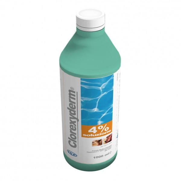 CLOREXYDERM*Soluz.4% 1000ml