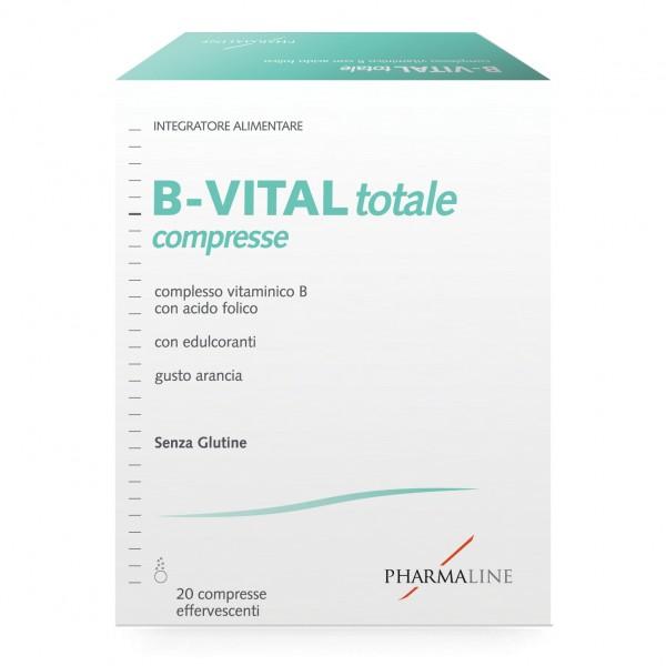 B-VITAL TOTALE 20 Compresse Effervescent...