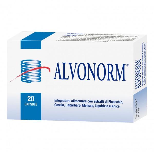 ALVONORM 20 Cps Depurativo