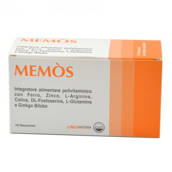 MEMOS 10 Fl.10ml