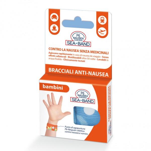 SEABAND Bracc.A-Nausea Bamb.P6