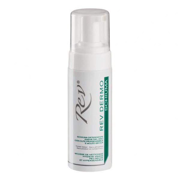 REV Dermoschiuma Viso 125ml