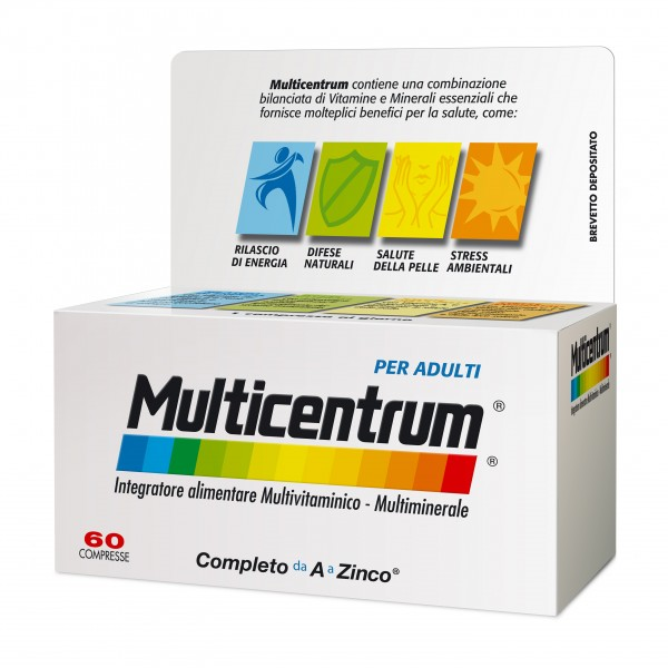 Multicentrum 60cpr
