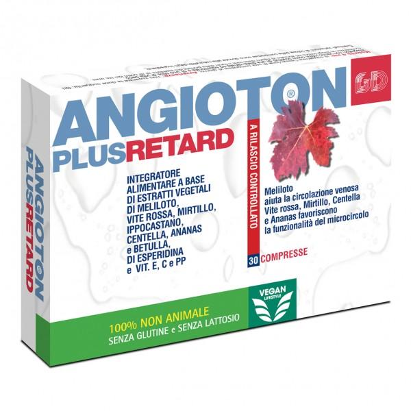 ANGIOTON Plus Retard 30 Compresse