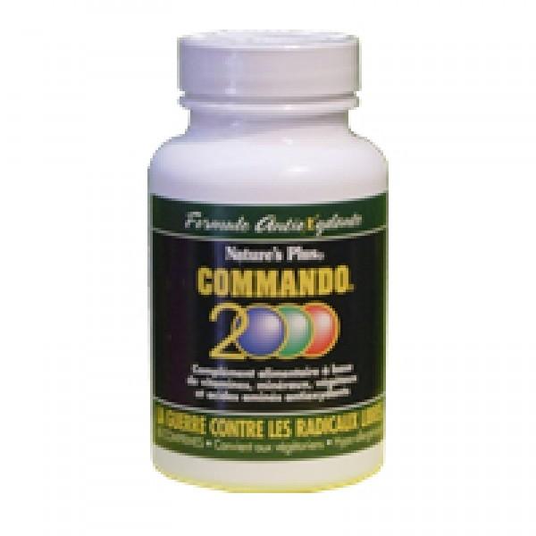 COMMANDO*2000 60 Tav.