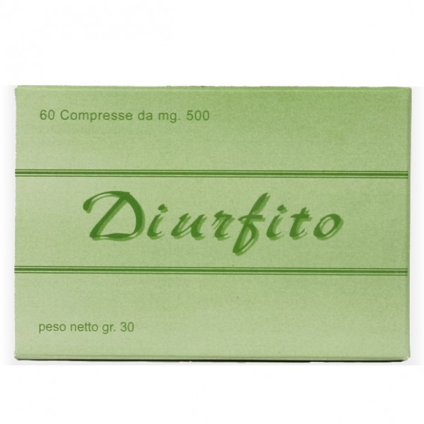 DIURFITO 60 Cpr 500mg