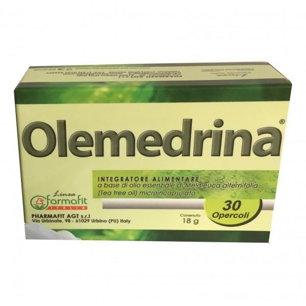 OLEMEDRINA  30 Opr