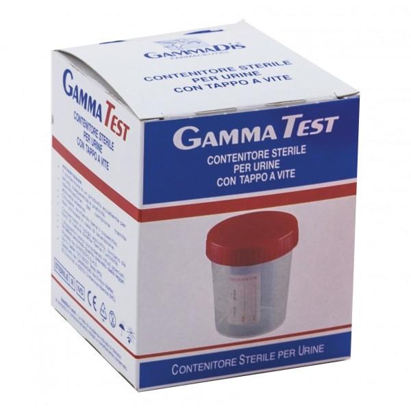 GAMMATEST Cont.Urina 120ml
