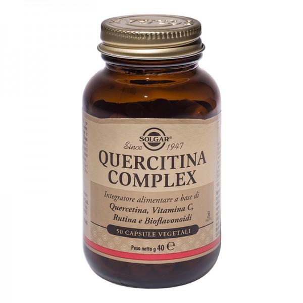 QUERCITINA Complex 50 Capsule
