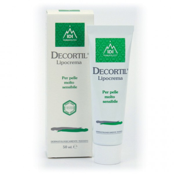 DECORTIL  Lipocrema 50ml