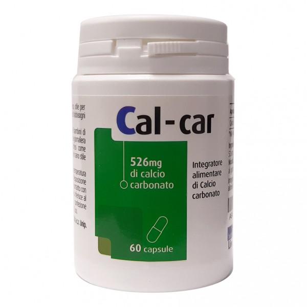 CALCAR CALCIO CARBONATO 60 Cps