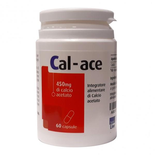 CALACE CALCIO ACETATO 60 Cps
